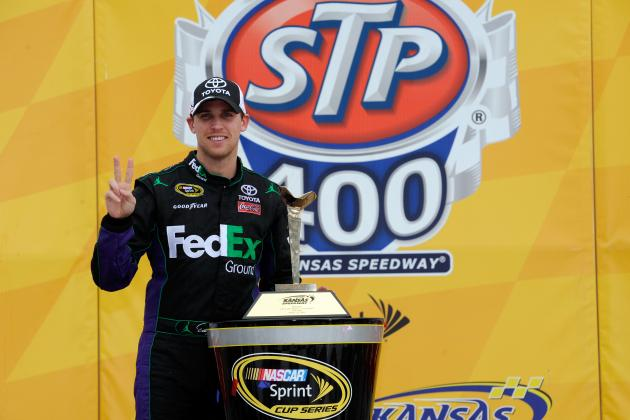 NASCAR Power Rankings: Top 20 Drivers Coming out of Kansas