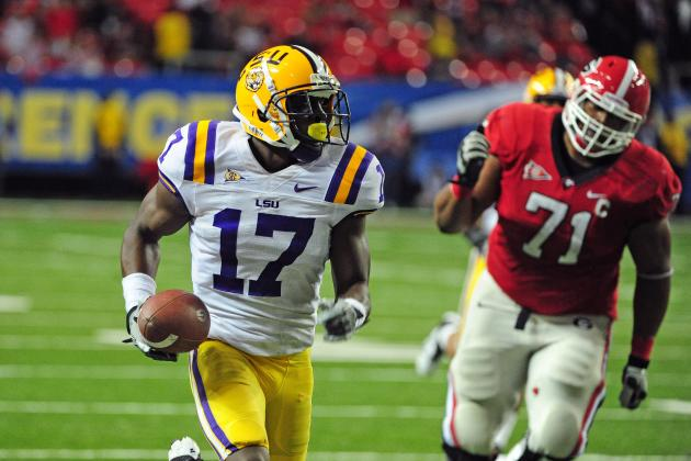 Morris Claiborne: 6 Biggest Pros and Cons of 2012 NFL Draft Prospect