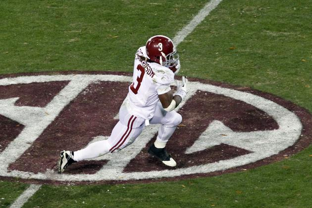 Trent Richardson: 6 Biggest Pros and Cons of 2012 NFL Draft Prospect