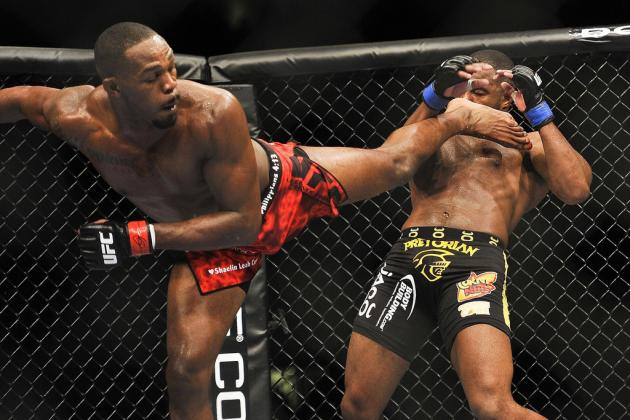UFC 145: Where Does Jon Jones Rank Among the Light-Heavyweight Greats?