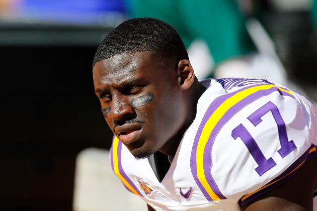 2012 NFL Mock Draft: Final Version with Player Comparisons