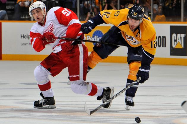 Detroit Red Wings: 5 Reasons the Team Needs to Rebuild