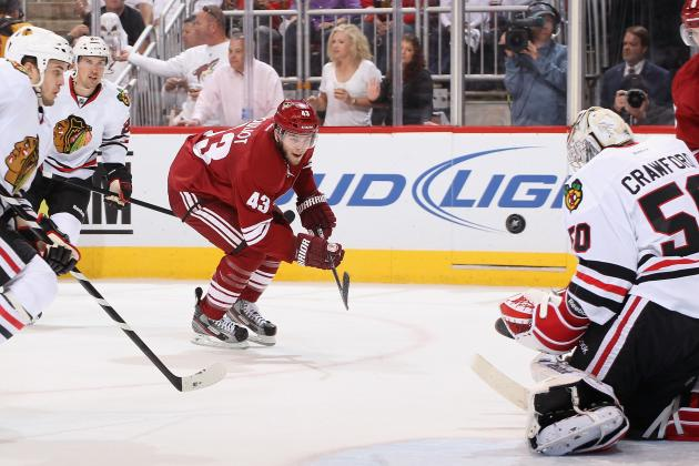 Chicago Blackhawks: 5 Keys to Staying Alive Against the Phoenix Coyotes
