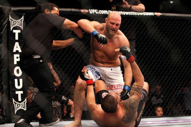 UFC 145: 5 Things Brendan Schaub Needs to Improve