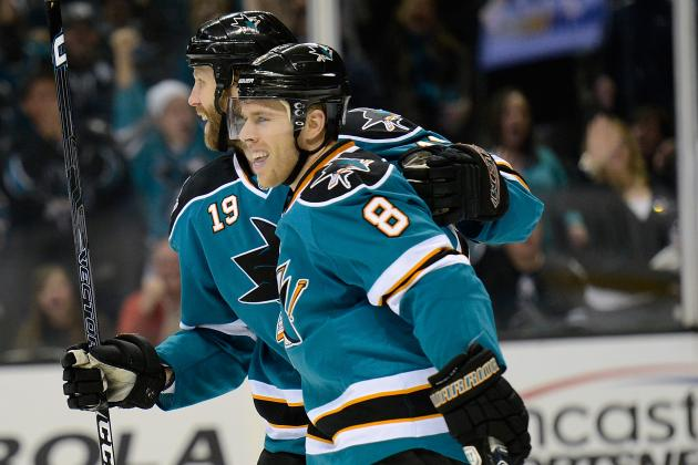 San Jose Sharks Player Grades: Who Lived Up to Expectations in 2011-12?
