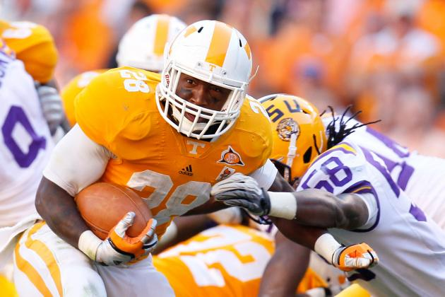 The 5 Most Underrated Running Backs in 2012 NFL Draft
