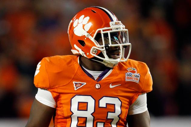 Dwayne Allen: 5 Biggest Strengths and Weaknesses of 2012 NFL Draft Prospect