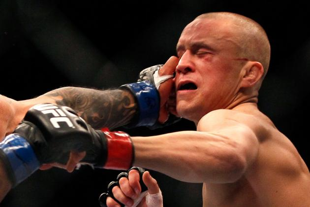 UFC 145 Results: 5 Things Mark Hominick Needs to Improve on