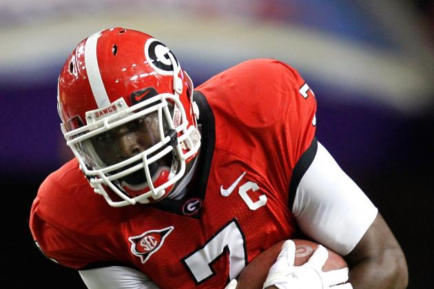 Orson Charles: 6 Biggest Strengths and Weaknesses of 2012 NFL Draft Prospect