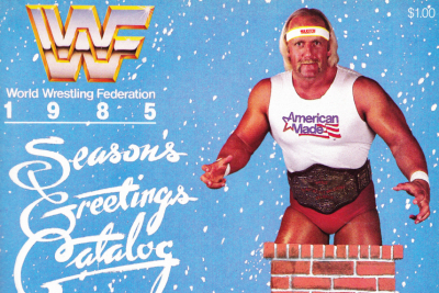 WWE Blast from the Past: Looking Back at Old-School Merchandise