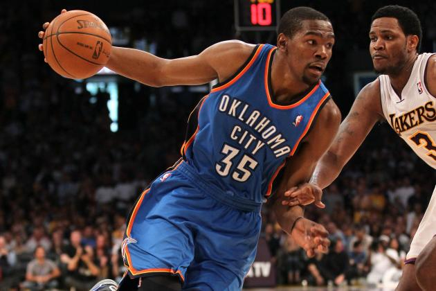 NBA Playoffs 2012: Complete Guide to Beating the Oklahoma City Thunder