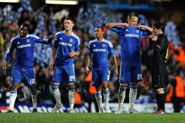 Chelsea FC: 8 Realistic Goals for 2012-2013 Season