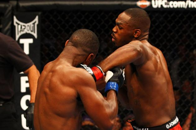 Jon Jones Beats Rashad Evans in UFC 145: The Top 10 Dream Future Match-Ups