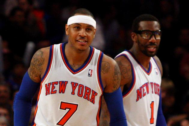 New York Knicks: Full Grades and Awards for 2012