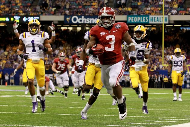 Fantasy Football 2012: Trent Richardson and 10 Rookies Who Will Be Studs