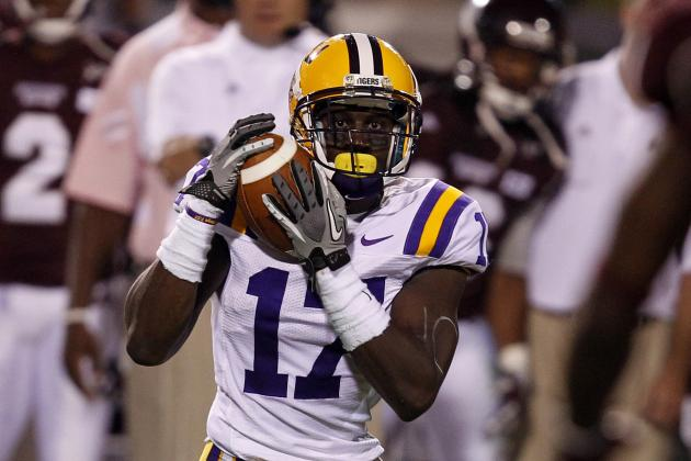 NFL Draft Positional Rankings 2012: This Year's Top Options at Cornerback