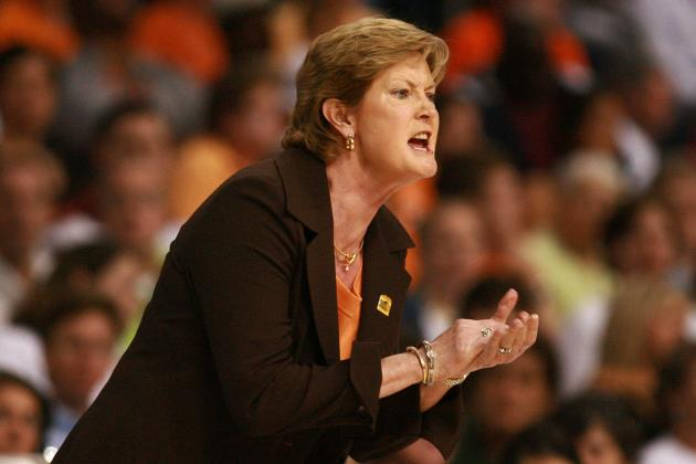 Pat Summitt and the 50 Best College Basketball Coaches Ever—Male or Female