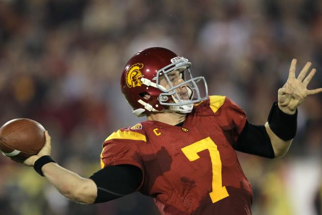 2013 NFL Mock Draft: Matt Barkley and 10 Sure-Thing 1st Round Studs