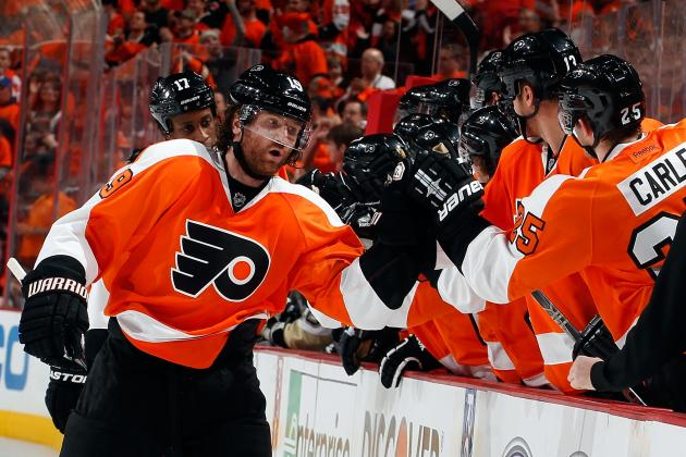 Philadelphia Flyers: 5 Things We Learned from Their Series with the Penguins