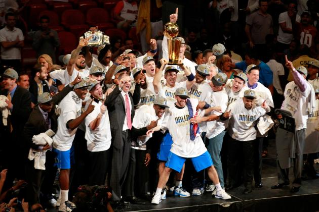 2012 NBA Playoffs: Are the New York Knicks This Year's Dallas Mavericks?