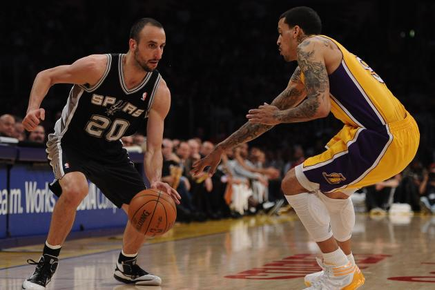 NBA Playoffs 2012: Complete Guide to Beating the San Antonio Spurs