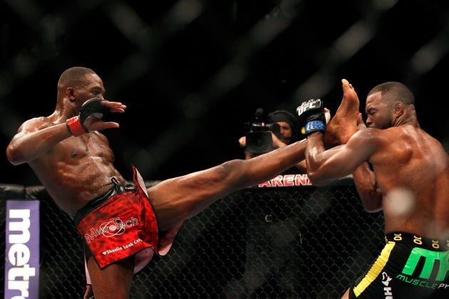Power Ranking UFC Champ Jon Jones and the All-Time Best UFC Light Heavyweights