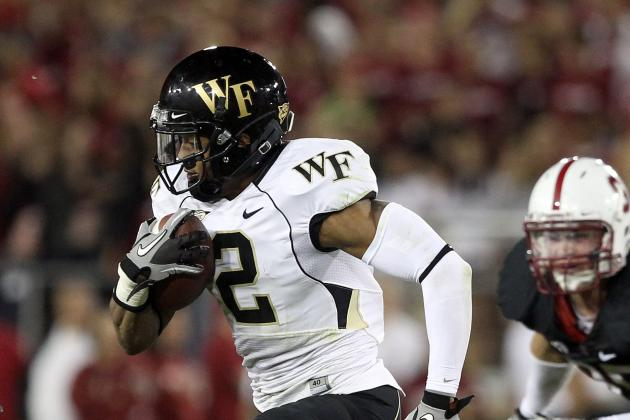 Chris Givens: The Biggest Strengths and Weaknesses of 2012 NFL Draft Prospect
