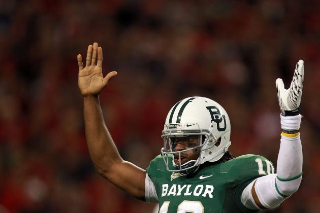 Robert Griffin III: Where Does Baylor QB Rank Among Big 12's Best?