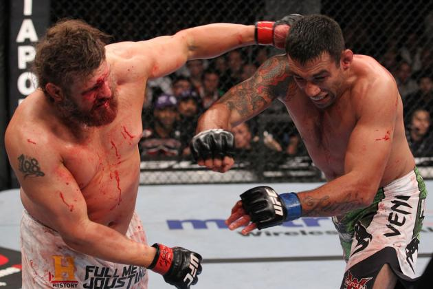 UFC 146 Fight Card: 5 Potential Opponents for Roy Nelson