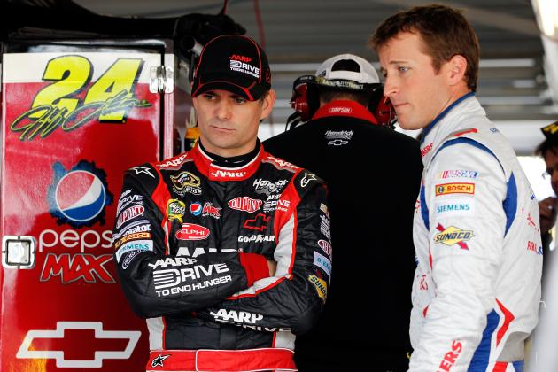 Kasey Kahne, Jeff Gordon Highlight 5 Good, 5 Bad at Kansas
