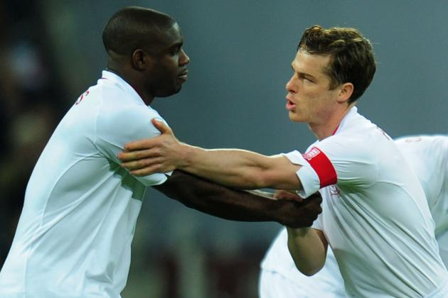Euro 2012: Picking England's Starting XI to Face France