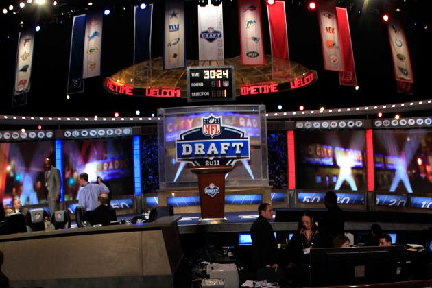2012 NFL Mock Draft 7 Rounds: Who the Jets Must Target Each Round