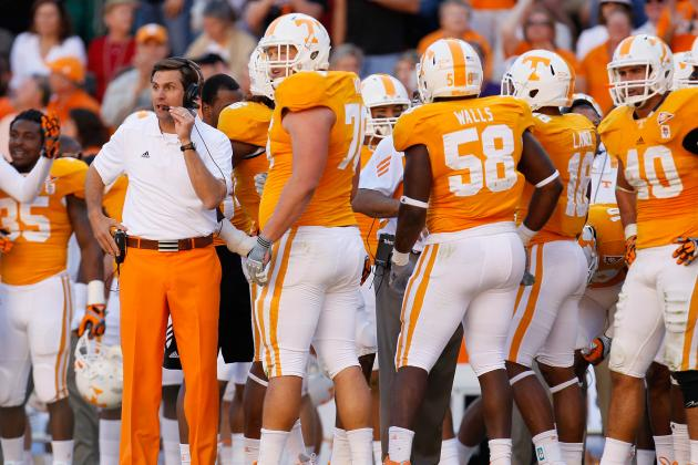 Tennessee Football: Post-Spring Two-Deep Depth Chart