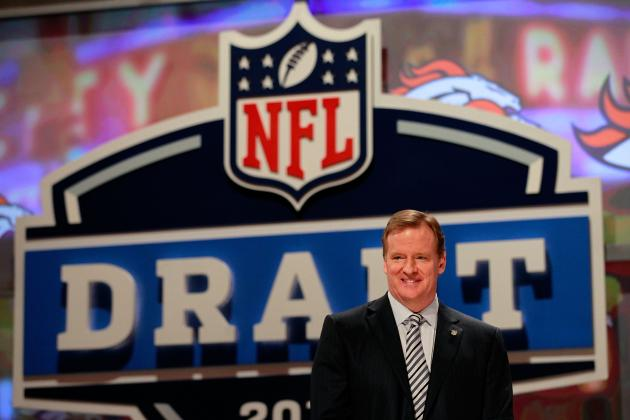 2012 NFL Draft: Top 5 Prop Bets for Upcoming NFL Draft