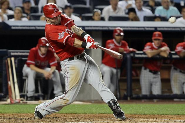 5 Kicks to the Groin from the Angels Trade of Mike Napoli