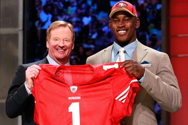 2012 NFL Draft: The San Francisco 49ers 7-Round Mock Draft