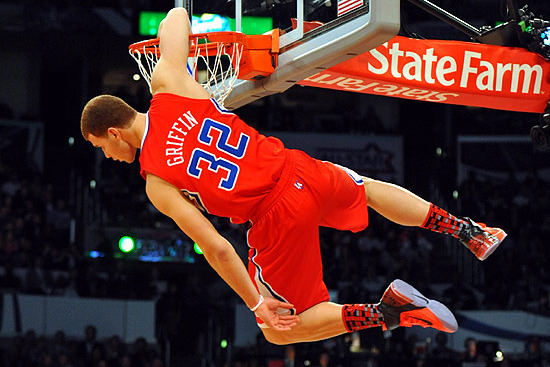 NBA: Blake Griffin and 5 Freakish Athletes Who Need to Polish Their Game