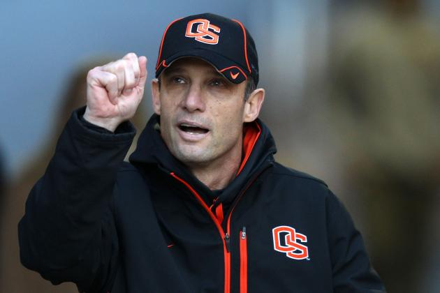 Oregon State's Mike Riley: 4 Reasons Why He's Underrated