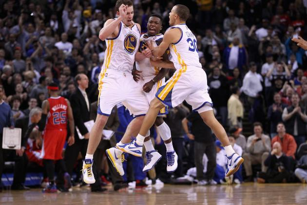 5 Things the Golden State Warriors Must Do to Get Back into the Playoffs