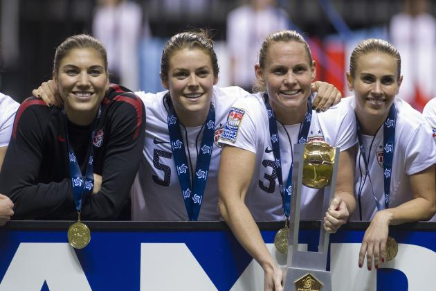 United States Women's Olympic Soccer Team: Analyzing USA's Group G Chances