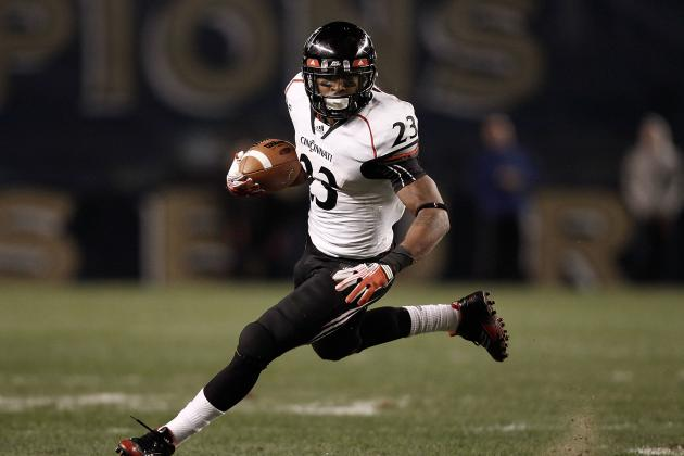 Isaiah Pead: 5 Biggest Strengths and Weaknesses of 2012 NFL Draft Prospect