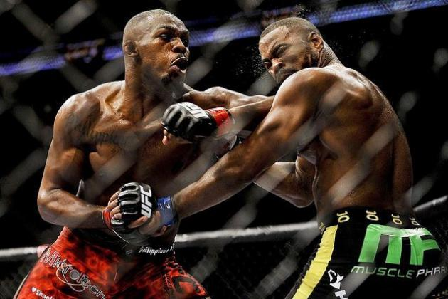 UFC 145 Results: UFC Light Heavyweight Rankings After Jon Jones vs. Rashad Evans