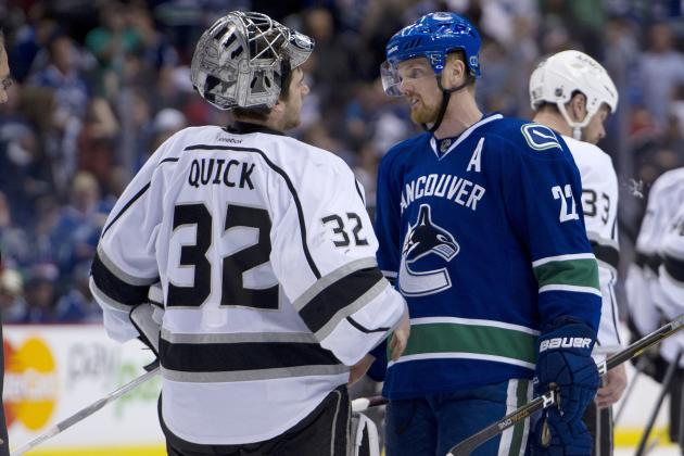 2012 NHL Playoffs: The 5 Most Dangerous Teams Left