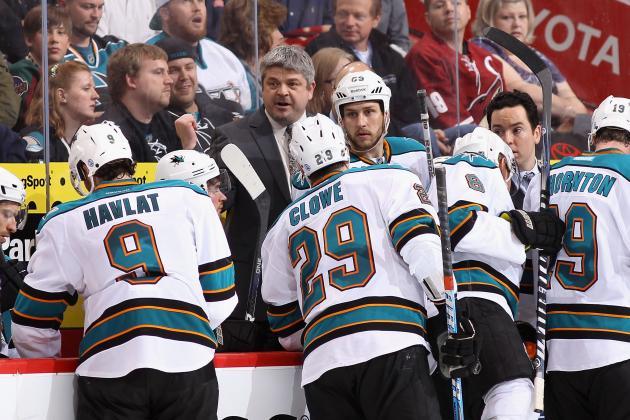 San Jose Sharks Season Wrap-Up: The Good, Bad and Ugly of 2011-12