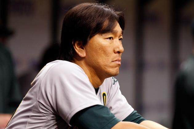 Hideki Matsui: 5 Reasons He's the Perfect Clutch Bat for the Rays in October
