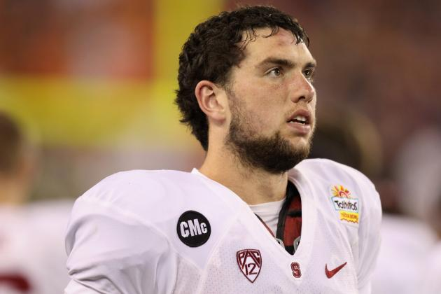NFC East Mock Draft 2012: Analyzing Greg Cosell's 1st-Round Picks