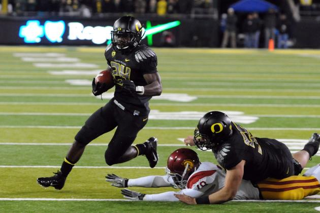 Oregon Football: 5 Spring Game Plays That Could Be a Glimpse into the Future