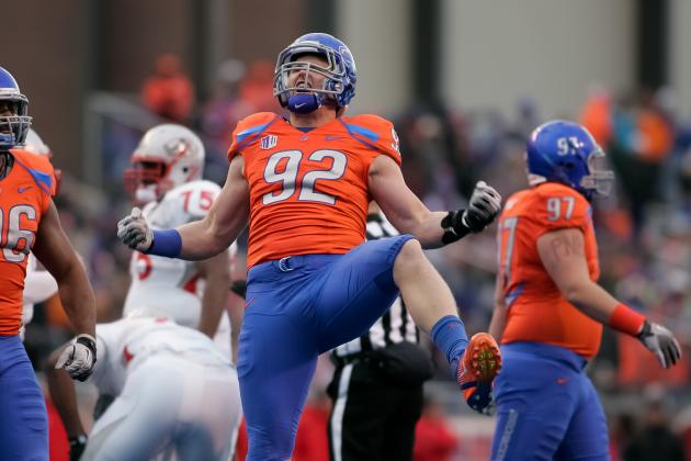 Shea McClellin: 5 Biggest Strengths and Weaknesses of 2012 NFL Draft Prospect