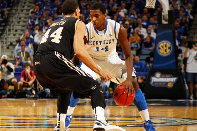 NBA Draft 2012: Michael Kidd-Gilchrist and the 15 Most Athletic Prospects