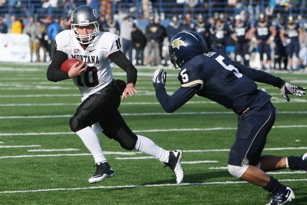 Big Sky Conference Football: 2012 Spring Power Rankings